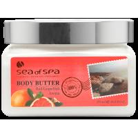 Сливки для тела с ароматом Красного Грейпфрута