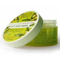 Крем-масло для тела  с маслом Ши и Оливковым маслом
