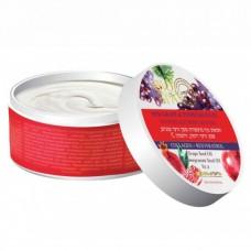 Крем-масло для тела с маслом косточек красного винограда и граната