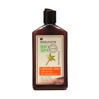 Увлажняющий крем для волос с маслами аргананы и ши
