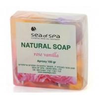 Цветное натуральное мыло